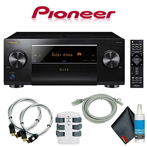 Pioneer Elite SC-LX501 7.2-Channel Network A/V Receiver with