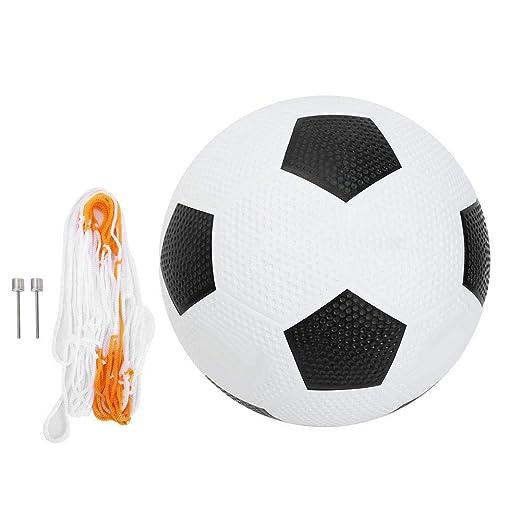 Alinory Balón de fútbol de Goma de Calidad No.5 para Entrenamiento ...