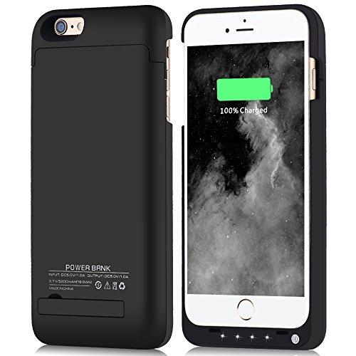 4000mah External Battery Case iPhone 6 Plus/ iPhone 6s Plus (Gold) - 3