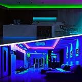 GUSODOR LED Strip Lights RGB Strips 32.8ft Tape