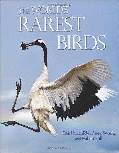 The World's Rarest Birds (Wildguides) ()