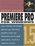 Adobe Title 5 for Windows, Antony Bolante, 0321267915