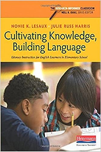 Image result for Cultivating Knowledge, Building Language