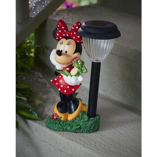 Minnie Solar light