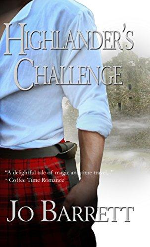 Highlander's Challenge (Challenger Book 1) (English Edition)