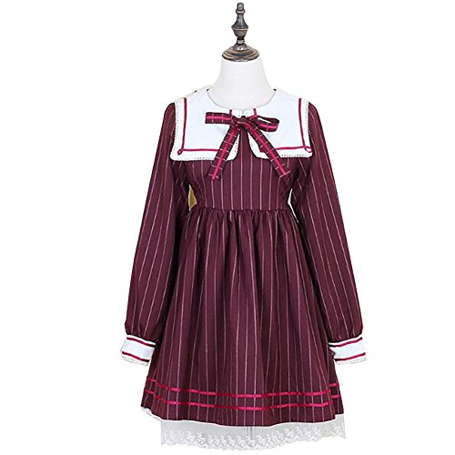 Japan (Japanese Schoolgirl Sailor Uniform Cosplay Costume)