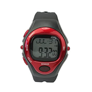 RHX - Impermeable Calorías Sport Reloj Digital Entrenamiento Ejercicio Heart Rate Monitor Nuevo: Amazon.es: Deportes y aire libre