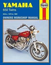 Yamaha 650 Twins Owners Workshop Manual: 1970-1983