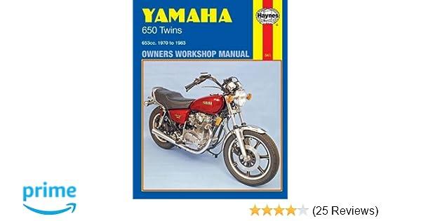 yamaha 650 twins owners workshop manual haynes owners workshop rh amazon com v star 650 service manual v star 650 owners manual