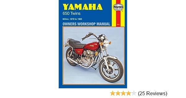 Yamaha 650 twins owners workshop manual haynes owners workshop yamaha 650 twins owners workshop manual haynes owners workshop manual series haynes repair manuals haynes 9781850109211 amazon books fandeluxe Images