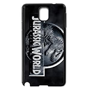 jurassic world 2015 wide Samsung Galaxy Note 3 Cell Phone Case Black xlb2-402844