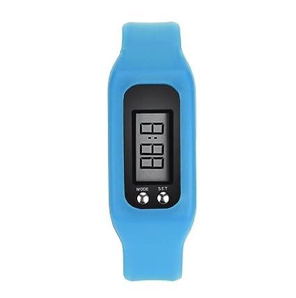 Contadores de calorías Sannysis - Pulsera de actividad con pulsómetro