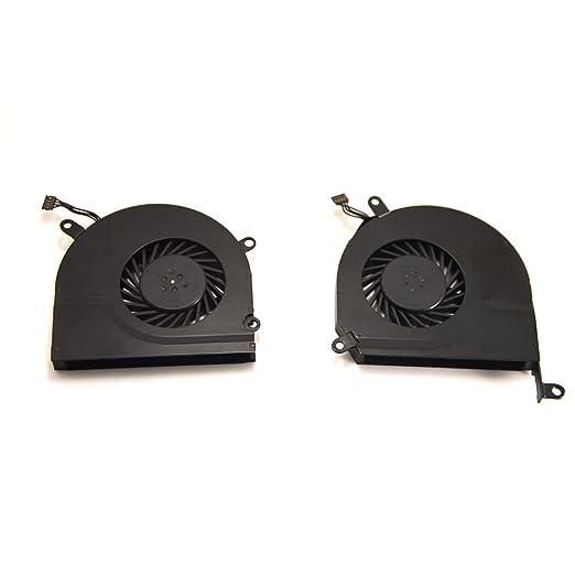 7 opinioni per iParaAiluRy CPU ventilatore del computer portatile per Apple A1286 1 paio
