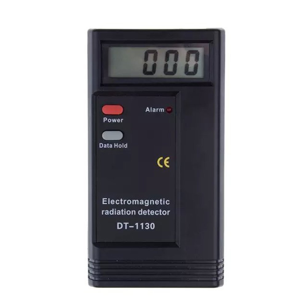 LCD Digital Electromagnetic Radiation Detector EMF Meter Dosimeter Tester Radiation Measurement