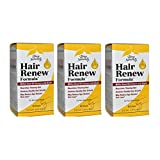 Terry Naturally/Europharma -Hair Renew Formula |60 Softgels -3 Pack