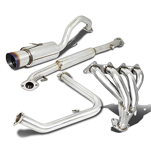 03 eclipse exhaust system - 1