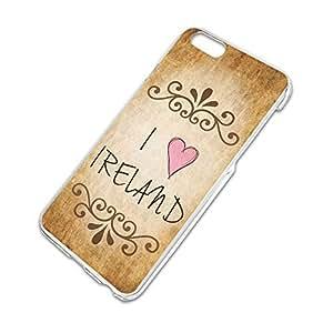 I Heart Love Ireland Vintage Slim Fit Hard Case Fits Apple iPhone 6