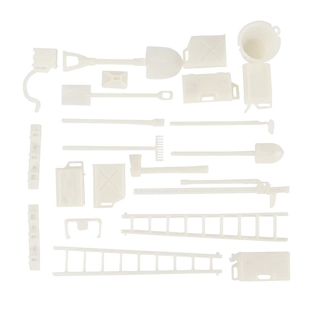 STOBOK Modèle de Camion de décoration de Voiture de Simulation d'accessoires de remodelage pour WPL B24 B16 B36
