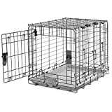 You & Me 2-Door Training Crate 42″, X-Large Review