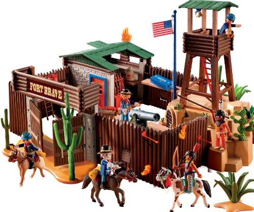 Playmobil Western Fort Storage Accessories Amazon Canada