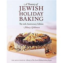 A Treasury of Jewish Holiday Baking [Paperback]