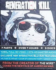 Generation Kill (3 Blu-Ray) [Alemania] [Blu-ray]