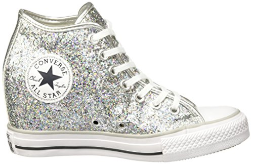 CONVERSE 552698C SNEAKERS DONNA scarpe Argent SILVER PE 17 CnCS1raxw