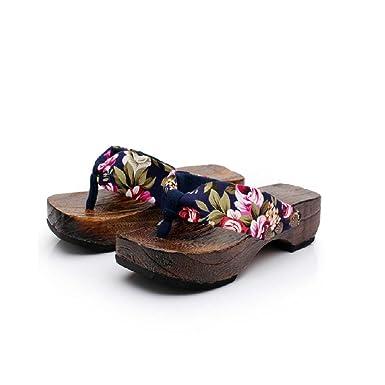BoisSandalesSabot Femmes En Pour Bhydry Chaussures D'été ScAR4jL35q