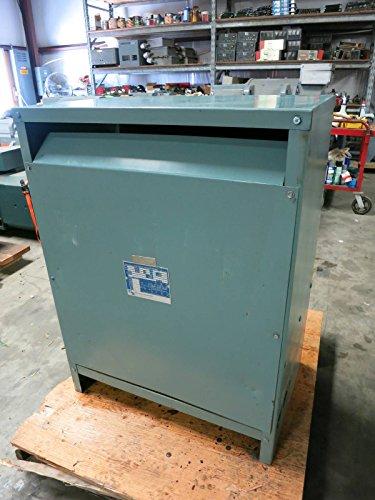 GS Hevi-Duty Electric 145 kVA 550 Delta 460Y/266 DT1961H145TS Transformer 460 Y