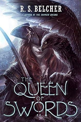 book cover of The Queen of Swords