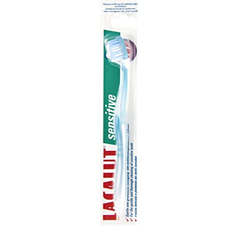 2 Pack Lacalut Sensitive Toothbrush
