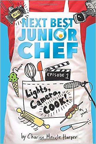 amazon lights camera cook next best junior chef charise