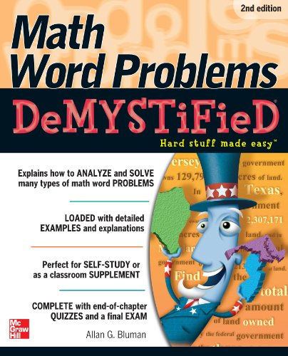 Math Word Problems Demystified 2/E (Fix Everything Electronic compare prices)