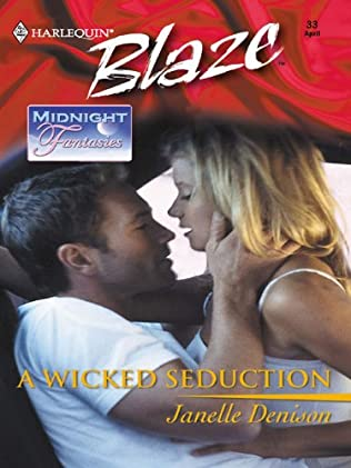book cover of A Wicked Seduction