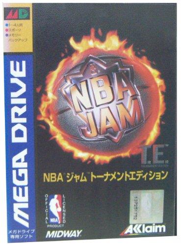 NBA JAM トーナメントエディション 【メガドライブ】