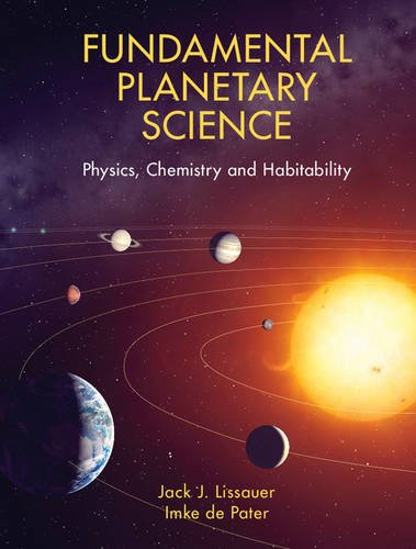 Fundamental Planetary Science: Physics, Chemistry and Habitability ()