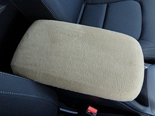 Fits Ford Fiesta 2016Auto cubierta de reposabrazos para consola Center Console Tapa (Center) se Proteger Nueva o consolas...