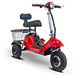 E-Wheels - EW-19 Sporty - 3-Wheel - Red