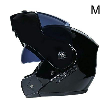 gaeruite Casco de Moto Universal de Rostro Completo