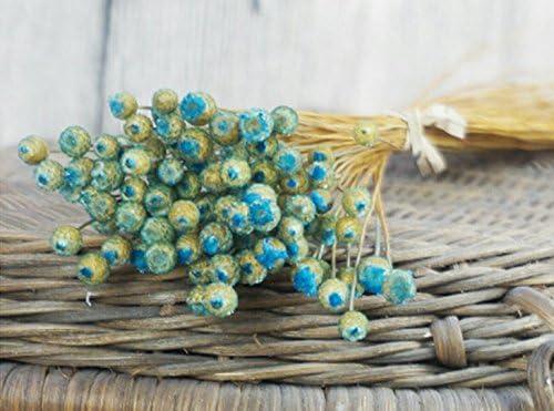 Vasyle brasiliano naturale Art simulazione fiori secchi fiori mazzi mazzi di fiori puntelli Green