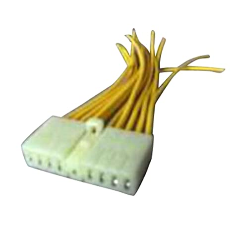 amazon com connector plug wire harness cable sinocmp connector Wire Pins