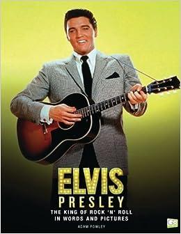 ROCK MUSIC POSTER In Their Words Elvis