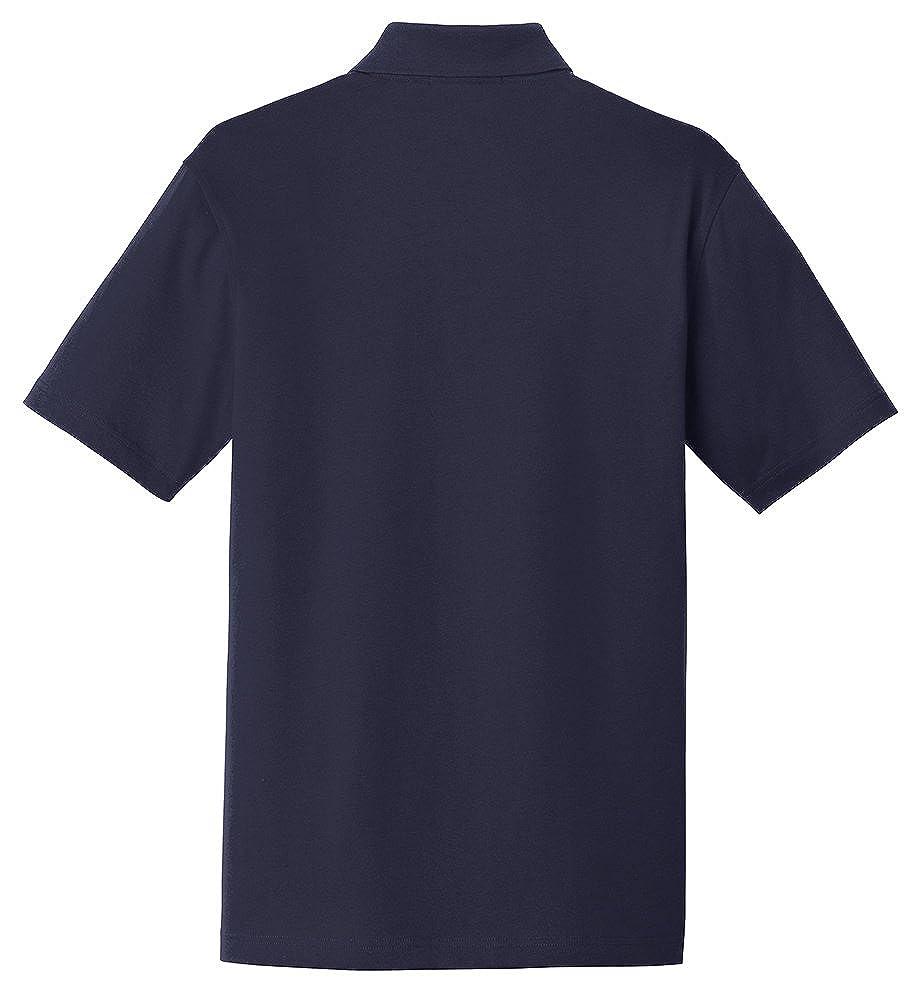 Joes USA Stain Resistant SuperPro Polo Shirt Regular Big /& Tall Sizes