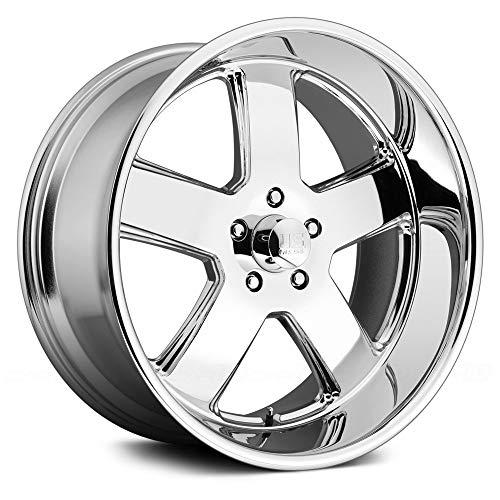 U.S. Mags U116 Сustom Wheel - Hustler Series Chrome 22\