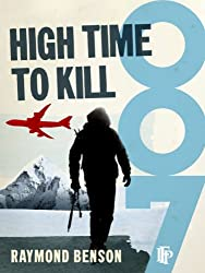 High Time To Kill (James Bond - Extended Series Book 32)