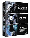 Coffret Horreur 3 DVD : The descent / Creep / Event Horizon