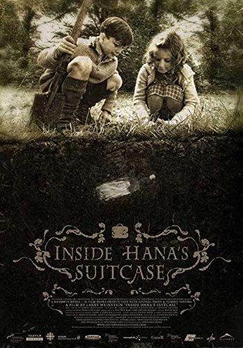 Inside Hana's Suitcase POSTER Movie (2009) Canadian Style A 27 x 40 Inches - 69cm x 102cm (George Brady)(Lara Brady)(Fumiko Ishioka)
