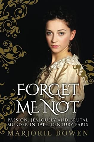 book cover of Forget-me-not