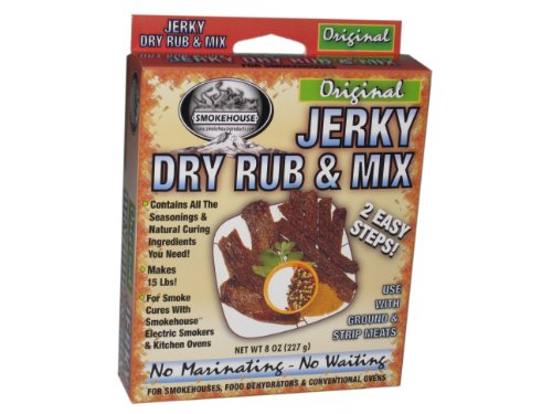 Smokehouse Products Original Jerky Mix (Smokehouse Products Jerky)