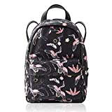 The Lovely Tote Co. Womens Cranes Print Mini Backpack